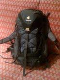 La mochila para el Camino